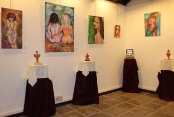 'Sororidad', la exposición colectiva de Grara Acosta y la Asociación Cultural Tenique, hasta el 29 de marzo en el Museo de la Historia