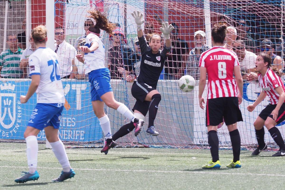 La UD Granadilla Tenerife Egatesa recibe este domingo a las 12:00 horas a un 'clásico' de la zona alta de la Liga Iberdrola: el Athletic Club de Bilbao