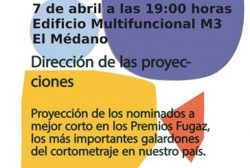Los cuatro 'mejores cortos de los Premios Fugaz', este domingo en El Médano en un pase especial para mayores de 16 años