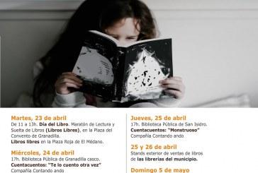 'Mes del Libro 2019', del 22 de abril al 6 de mayo
