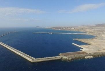 La Autoridad Portuaria tiene previsto desarrollar un gran parque eólico marino en el Puerto de Granadilla