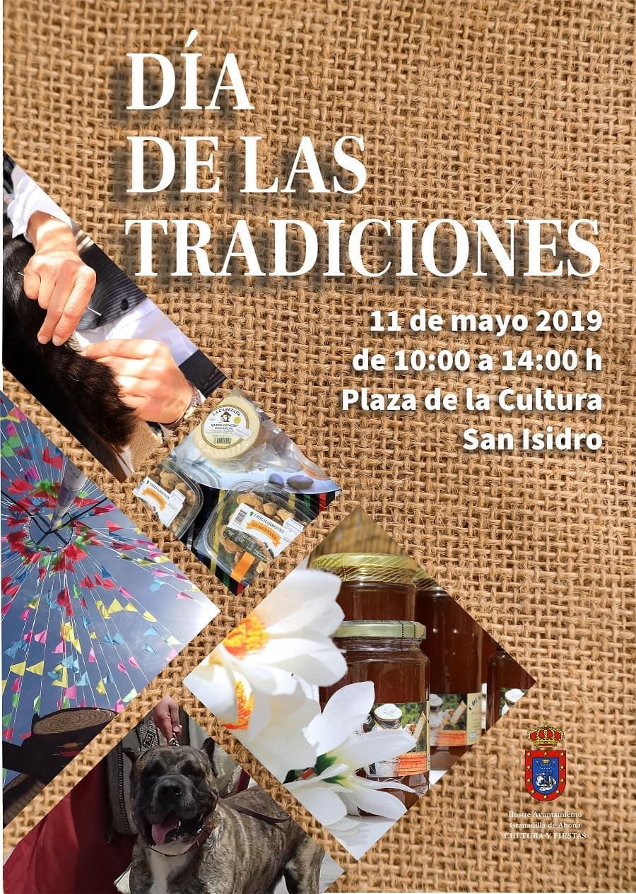 'Día de Las Tradiciones 2019' y 'V Festival Folclórico Alisios del Sur', este sábado en la Plaza de la Cultura de San Isidro