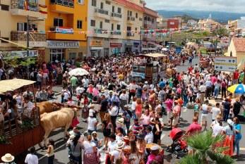 Las 'Fiestas de San Isidro Labrador', a escena