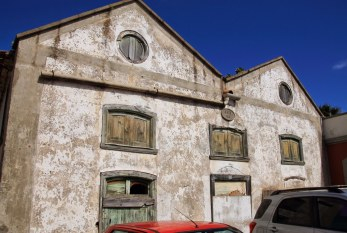 La rehabilitación del histórico 'Secadero de Tabaco' del Casco, por fin una realidad
