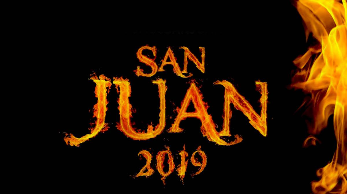La celebración de la 'Noche de San Juan', este domingo en El Médano y Los Abrigos