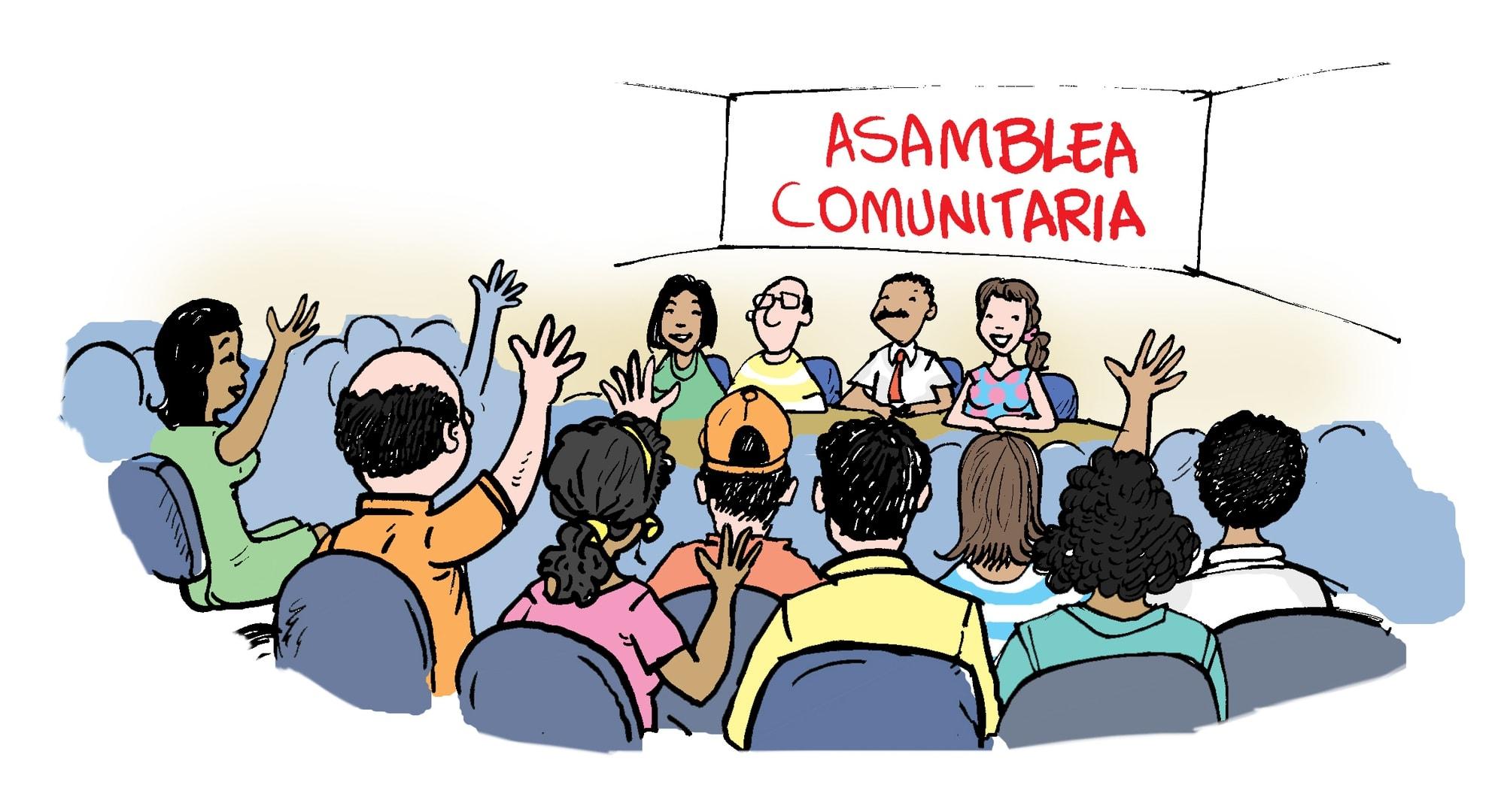 Asociaciones Vecinales (AA.VV.), un potencial de participación ciudadana
