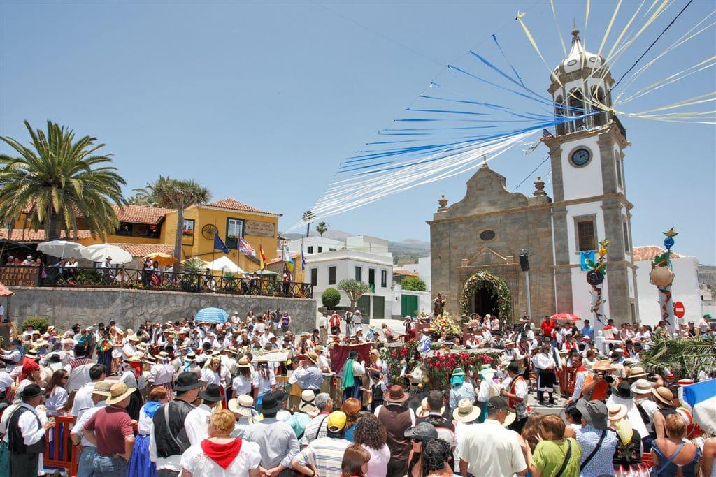 La 31ª 'Feria de Artesanía' este sábado y domingo, y la 43ª 'Romería en honor a San Antonio de Padua' este domingo