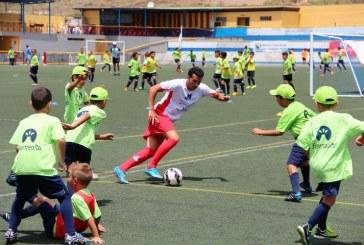 Los 'Campus' de fútbol 'Pedro Rodríguez' y de fútbol sala 'Jacinto Delgado'