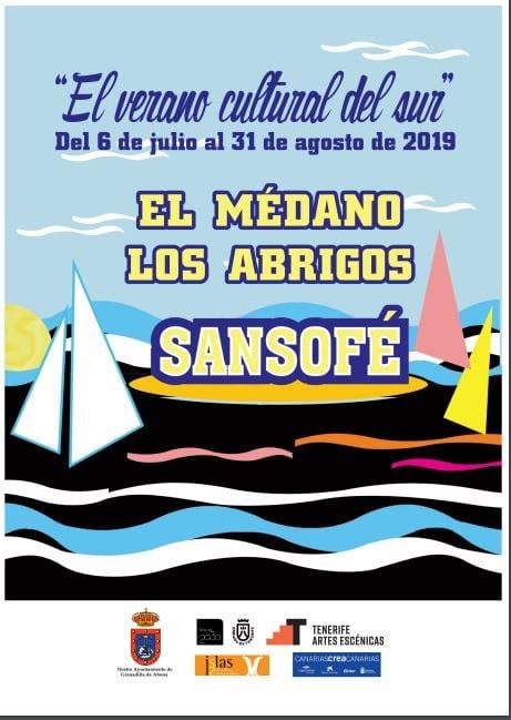 Del 6 de julio al 31 de agosto, a escena la Fiesta Cultural del Sur 'Sansofé 2019'