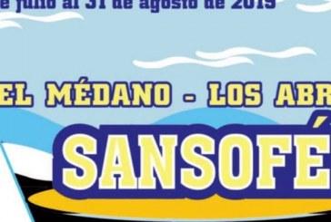 'Exposición de Coches Antiguos y Clásicos' y 'Pasacalles' en El Médano  y 'Cine de Verano' en Los Abrigos, este domingo dentro de la programación de 'Sansofé 2019'
