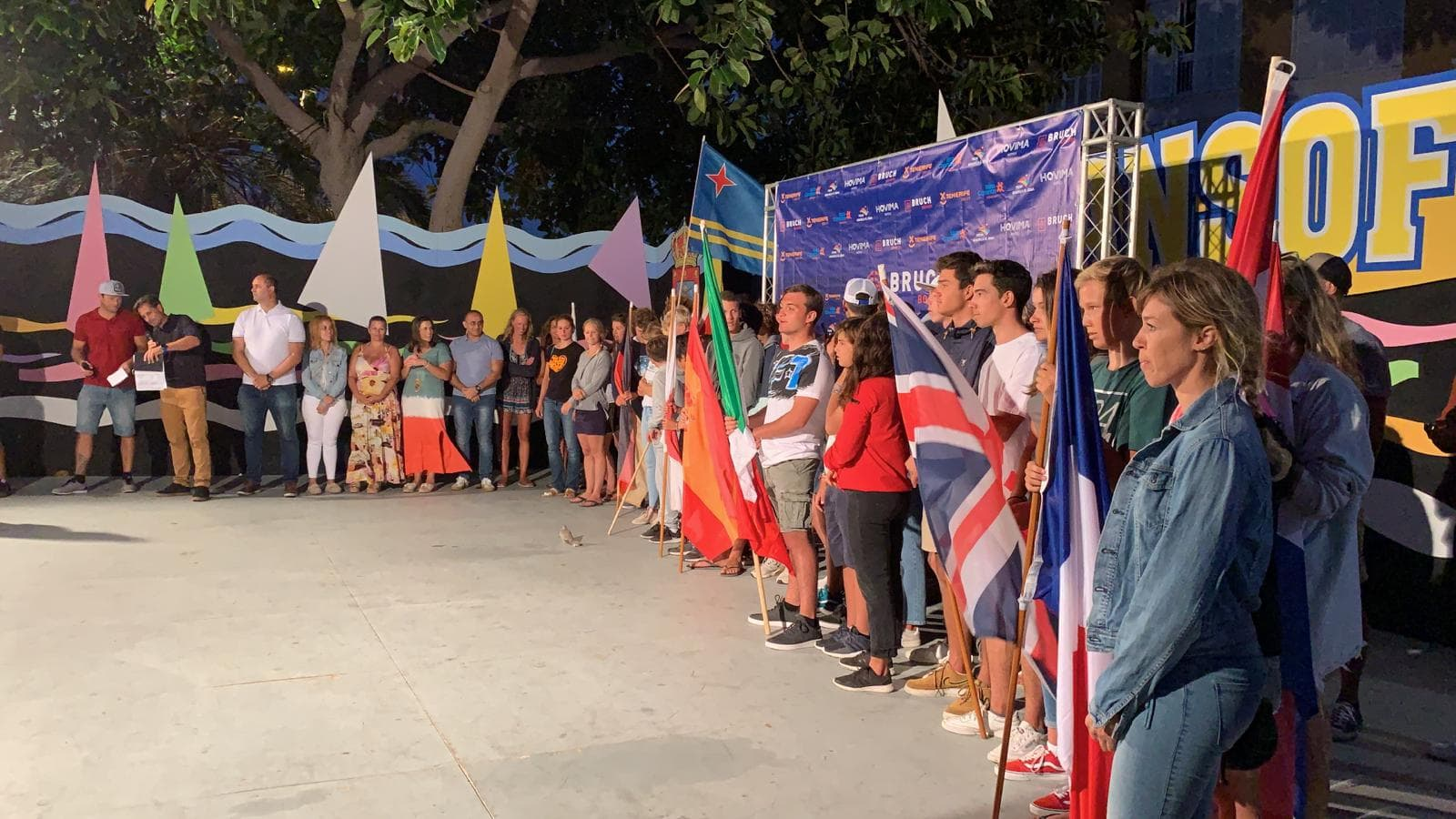 'Entrega de Premios de la PWA Campeonato del Mundo de Windsurf', este domingo en El Médano dentro de la programación de 'Sansofé 2019'