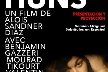 Presentación y proyección del cortometraje 'Los Hunos' (Les Huns) en versión original, este jueves en El Médano