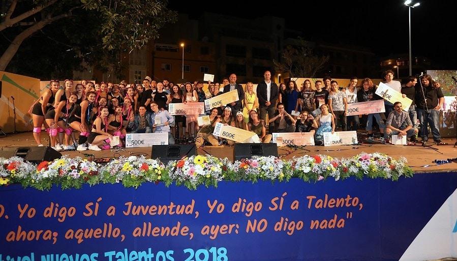 'XII Festival de Nuevos Talentos Villa Histórica de Granadilla de Abona', este sábado en El Médano dentro de la programación de 'Sansofé 2019'