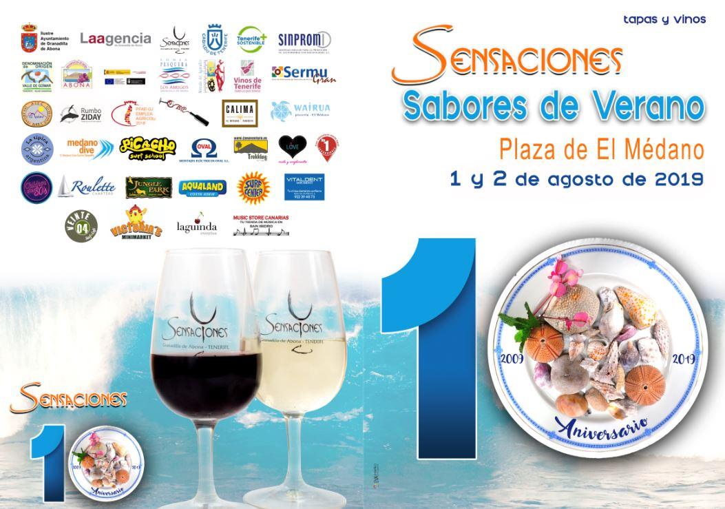 'Sensaciones Sabores de Verano' celebra este jueves y viernes su X aniversario con un guiso marinero multitudinario y los productos locales como protagonistas