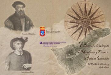 Este viernes en El Médano, exposición y ponencias con motivo de la Conmemoración del V Centenario de la escala en la bahía de Montaña Roja de la flota que dio la Primera Vuelta al Mundo