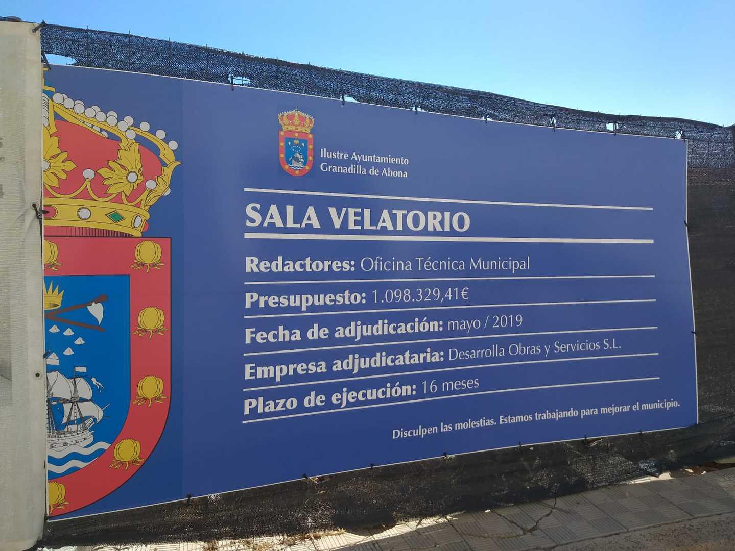 La polémica 'sala velatorio' del Casco (I)