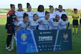 La 'UD Granadilla Tenerife Egatesa' ante el reto de una nueva temporada tras dejar el listón en lo más alto (II)
