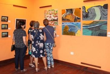 La exposición 'Huellas de Creación', hasta el 30 de octubre en el Casco