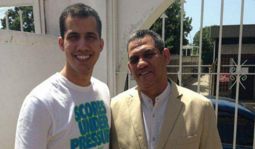 El padre del 'presidente encargado' de Venezuela Juan Guaidó reside en El Médano desde hace 17 años