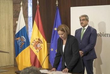 La ex-alcaldesa Carmen Nieves Gaspar Rivero, nueva Directora General de Relaciones Institucionales de la Vicepresidencia del Gobierno de Canarias
