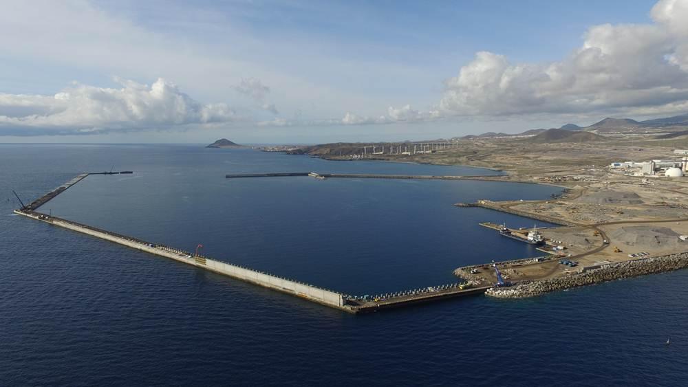 Puertos de Tenerife proyecta un gran dique seco en Granadilla ...