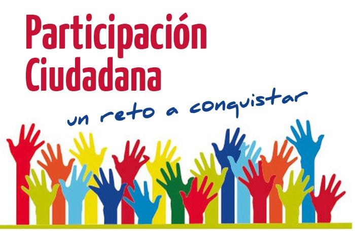 Resultado de imagen de reglamento de participación ciudadana