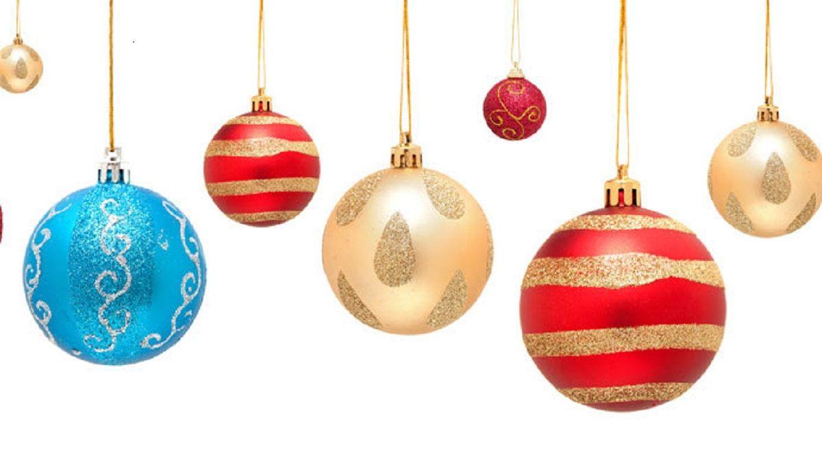 Resultado de imagen de bolas navidad
