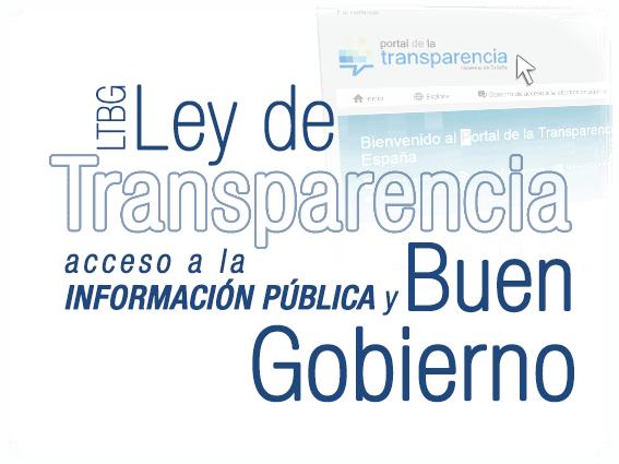 Resultado de imagen de ley de transparencia información pública y buen gobierno