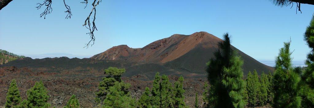 Resultado de imagen de Ruta 'Chinyero – San José de los Llanos / El Tanque'