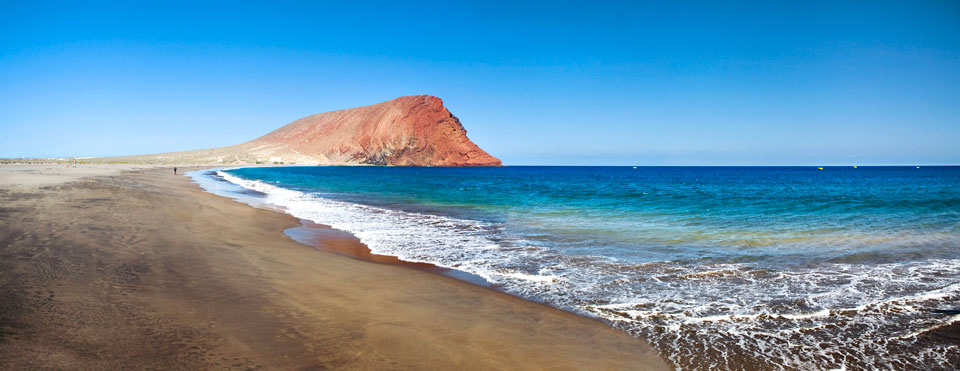 Resultado de imagen de playa de la tejita