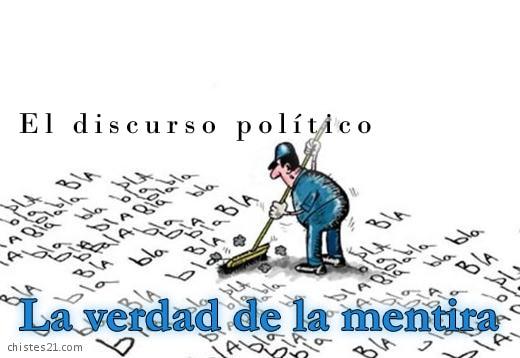 Resultado de imagen de discurso político