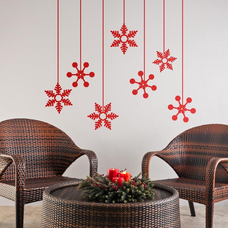 Resultado de imagen de decoración navideña en escaparates